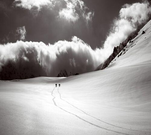 Sainte Foy Tarentaise - JON WYATT - Photograph