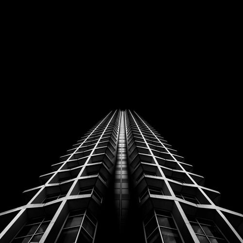 Centre Point - JONATHAN  WALLAND  - Fotografia