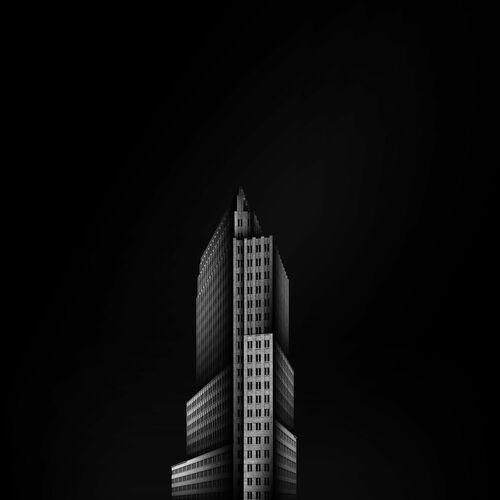 Kollhoff Tower - JONATHAN  WALLAND  - Fotografie