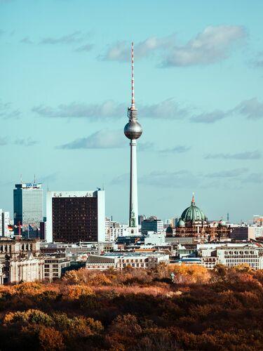 BERLIN VIEW - Jörg DICKMANN - Photographie