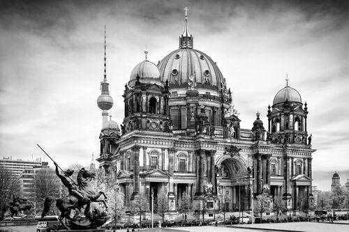 BERLINER DOM II - Jörg DICKMANN - Photographie