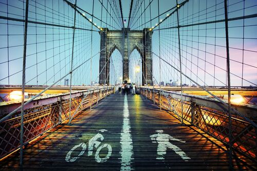 Brooklyn Colors - Jörg DICKMANN - Photograph