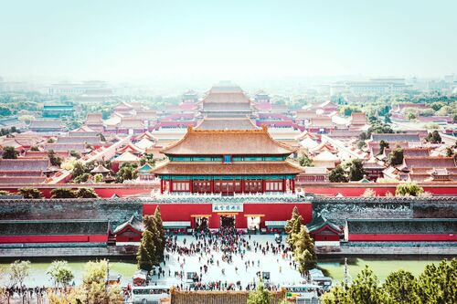 FORBIDDEN CITY II - Jörg DICKMANN - Photograph