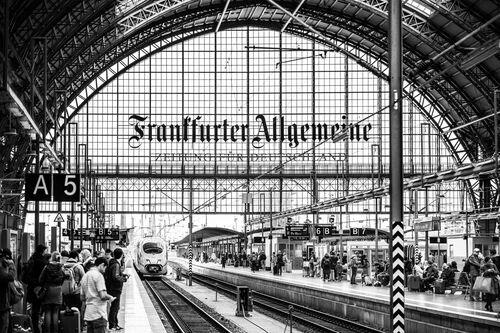 FRANKFURT HAUPTBAHNHOF - Jörg DICKMANN - Fotografie