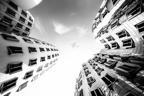 GEHRY BUILDINGS - Jörg DICKMANN - Photographie