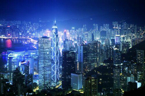Hong Kong IV - Jörg DICKMANN - Photographie