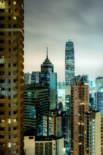 HONG KONG NIGHT II