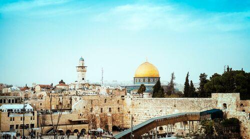 JERUSALEM I - Jörg DICKMANN - Fotografie