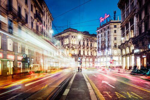 Milan Night - Jörg DICKMANN - Photograph
