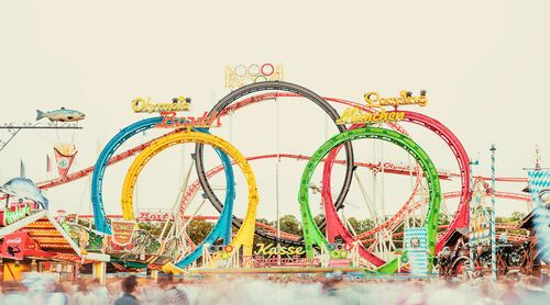 OLYMPIA LOOPING MÜNCHEN
