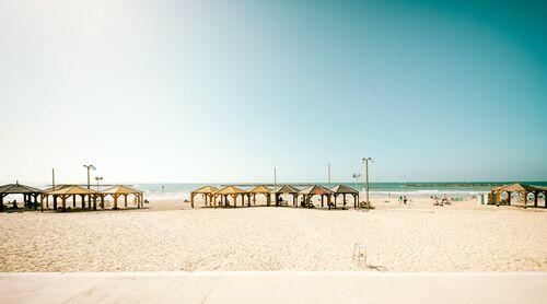 TEL AVIV BEACH - Jörg DICKMANN - Fotografie