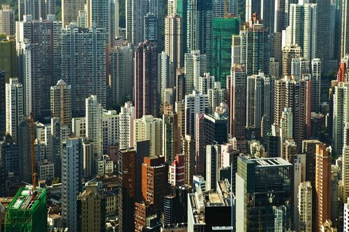 Urban Density - Jörg DICKMANN - Photograph