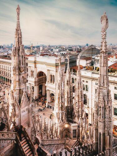 Vista Milanese - Jörg DICKMANN - Photograph