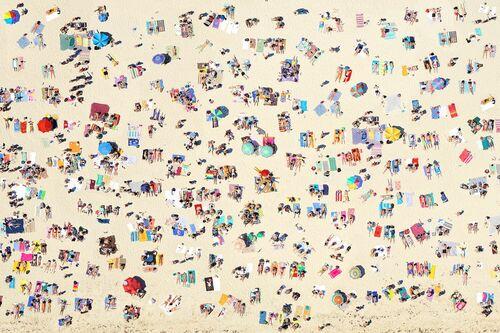 BEACH CONFETTI - JORGE DE LA TORRIENTE - Kunstfoto