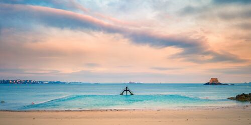 A NEW DAY IN ST MALO - JULES VALENTIN - Photographie