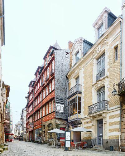 LIBRAIRIE LE FAILLER - JULES VALENTIN - Fotografie