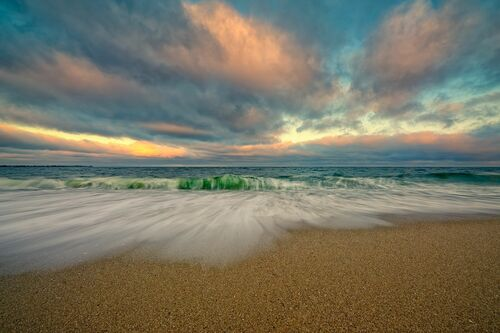 Splendeur de la Mer - JULES VALENTIN - Photograph