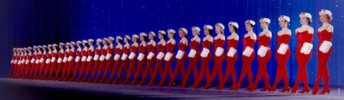 THE ROCKETTES 1958