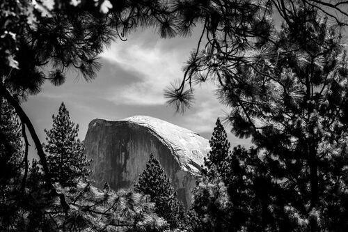 Half Dome I Yosemite - LAURENT BAHEUX - Photograph
