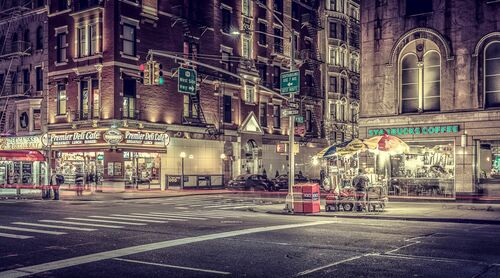 9TH AVENUE STREET FOOD