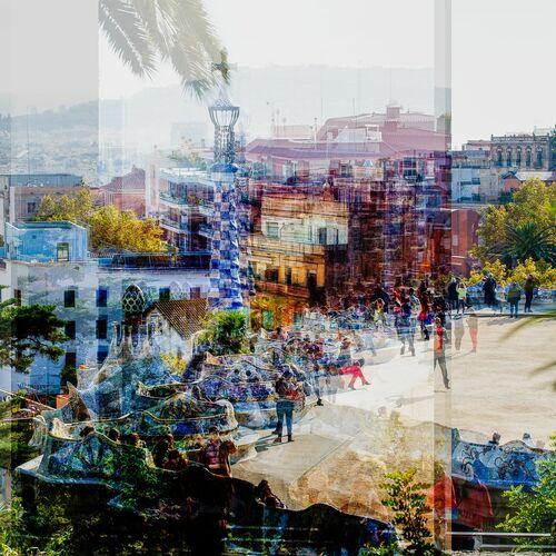 BARCELONA PARC GÜELL - LAURENT DEQUICK - Fotografia