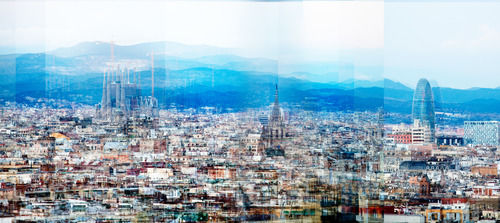 Barcelona W Vista - LAURENT DEQUICK - Photograph