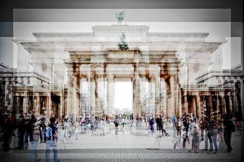 Berlin Brandenbourg Tor - LAURENT DEQUICK - Photographie