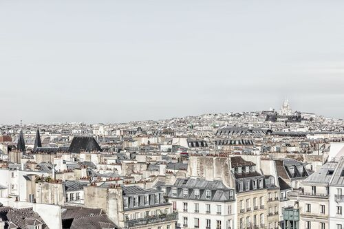 BUTTE MONTMARTRE - LAURENT DEQUICK - Photographie