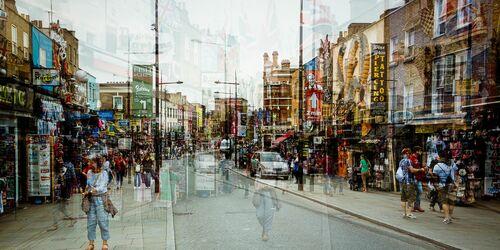 Camden Town II - LAURENT DEQUICK - Fotografie