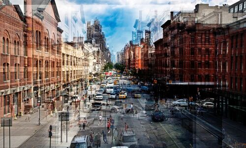 From the High Line - LAURENT DEQUICK - Photograph