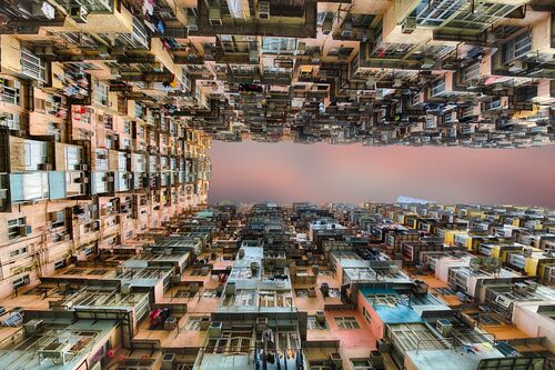 HIGH DENSITY II - LAURENT DEQUICK - Photograph