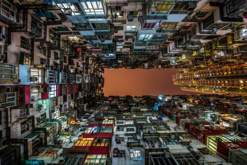 HIGH DENSITY - LAURENT DEQUICK - Photographie