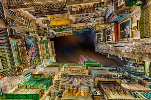 MACAO DENSITY - LAURENT DEQUICK - Fotografie