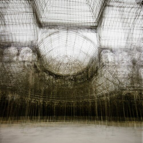 Madrid Palacio de Cristal - LAURENT DEQUICK - Photograph