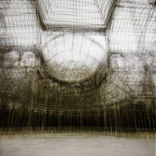 Madrid Palacio de Cristal - LAURENT DEQUICK - Kunstfoto