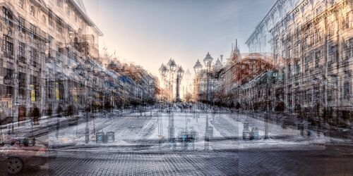 MONTREAL - PLACE JACQUES CARTIER II - LAURENT DEQUICK - Photograph