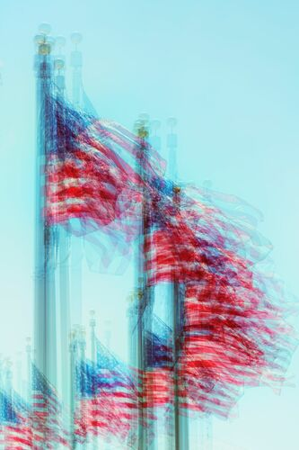 MORE STARS AND STRIPES - LAURENT DEQUICK - Fotografia