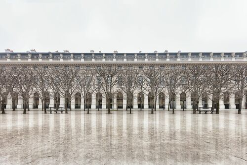 PALAIS ROYAL - LAURENT DEQUICK - Photograph