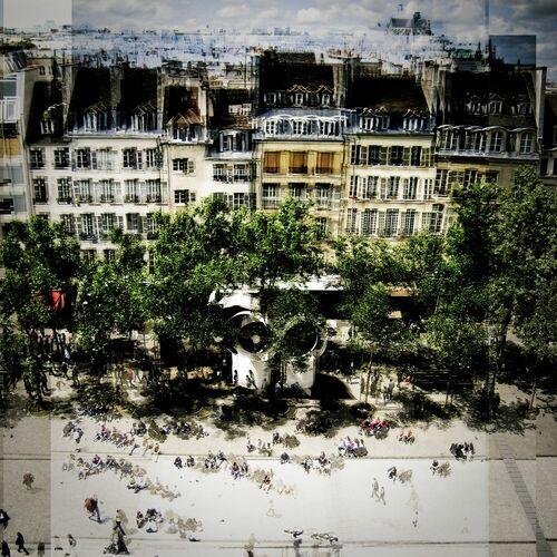 Paris rue St Martin