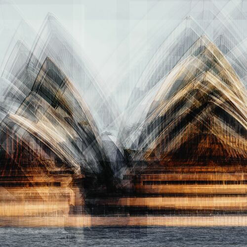 Sails on the Harbour - LAURENT DEQUICK - Photograph