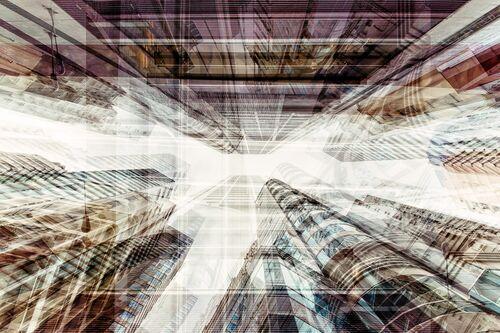 SHEUNG WAN SKY - LAURENT DEQUICK - Kunstfoto