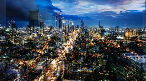 Silom - LAURENT DEQUICK - Photograph