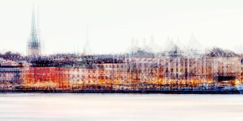 STOCKHOLM - GAMLA STAN I - LAURENT DEQUICK - Photograph