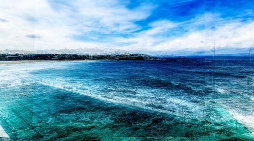 Sydney Bondi Beach II - LAURENT DEQUICK - Photograph