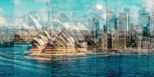 Sydney Cityscape - LAURENT DEQUICK - Fotografie