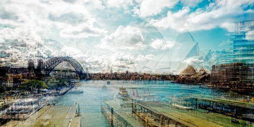 Sydney Circular Quay - LAURENT DEQUICK - Photograph