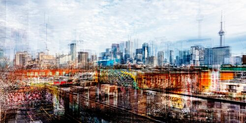 TORONTO - KENSINGTON VIEW - LAURENT DEQUICK - Photograph