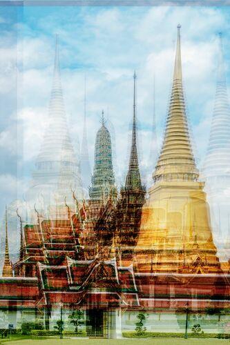 Wat Phra Kaeo - LAURENT DEQUICK - Photograph