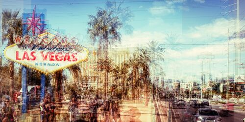 WELCOME TO LAS VEGAS - LAURENT DEQUICK - Fotografie