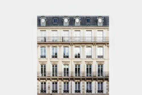 37 RUE DE LA PEROUSSE -  LDKPHOTO - Photograph